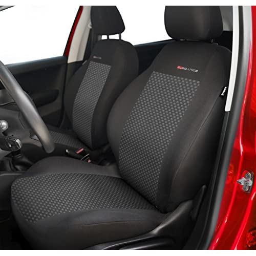 Housse de siège universelle Elegance pour CITROEN (AX - BX - C3 - C4 - C5 - CX - SAXO - XANTIA - XM - XSARA - ZX) (P3)