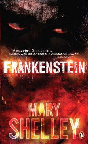 """""""Frankenstein (Pocket Penguin Classics)"""" av Mary Shelley"""