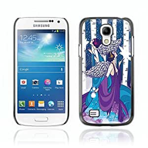 Designer Depo Hard Protection Case for Samsung Galaxy S4 Mini / Beautiful Fantasy