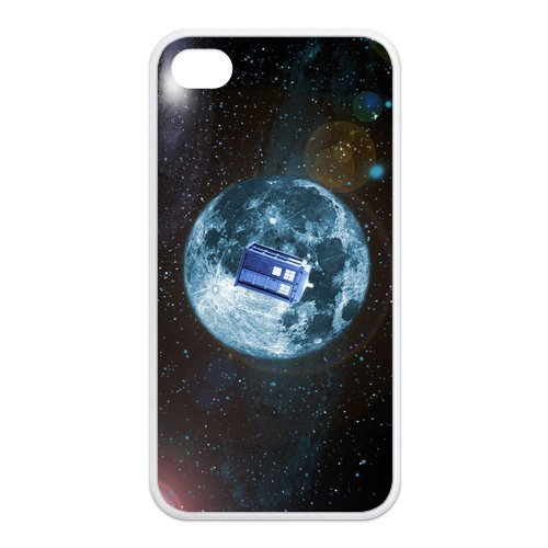 Fayruz- Doctor Who Protective Hard TPU Rubber Cover Case for iPhone 4 / 4S Phone Cases A-i4K181