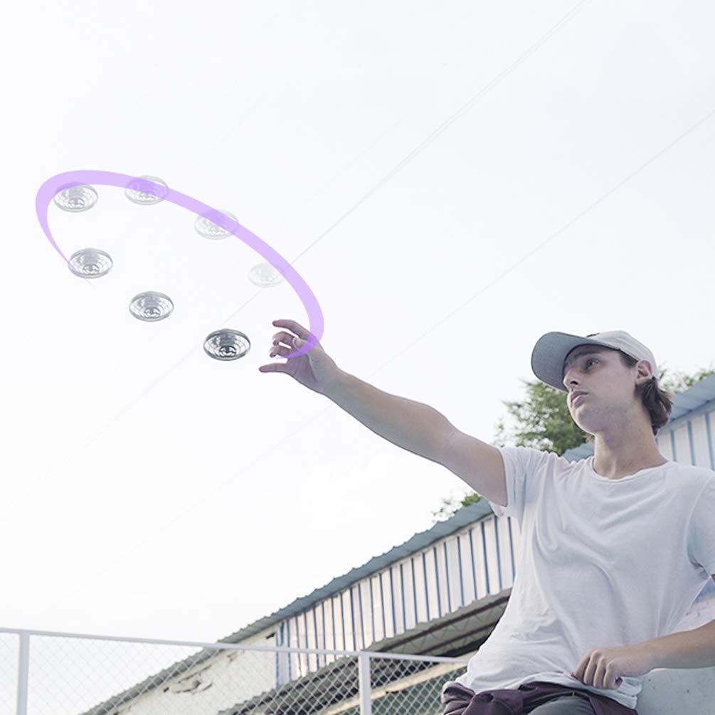 LNNL FlyNova Flying Spinner Toys Drones para niños y Adultos, Mini ...
