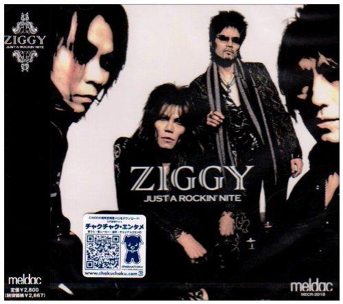 ZIGGY / JUST A ROCKIN'NITEの商品画像