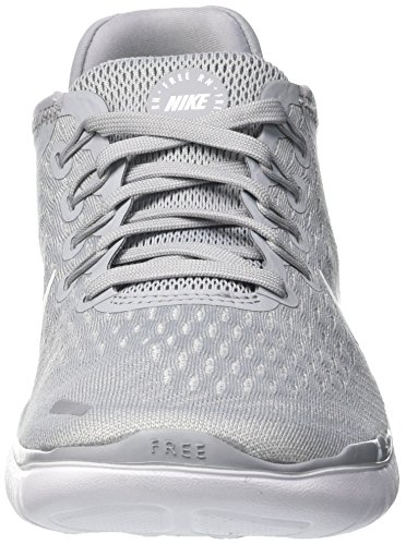 Running B Wolf RN 10 Shoes Volt White Grey 2018 US White Women's Free NIKE q7IwzgHfn