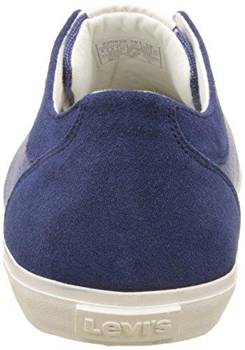 Levi's Woods, Zapatillas para Hombre Azul (Royal Blue)
