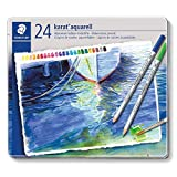 Staedtler Karat Aquarell Premium Watercolor Pencils