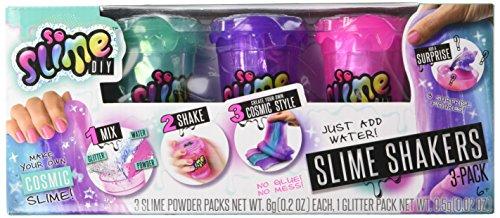 So Slime Shakers 3 Pack Cosmic Style