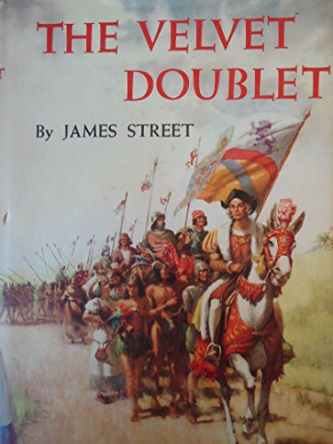 The Velvet Doublet by James Street