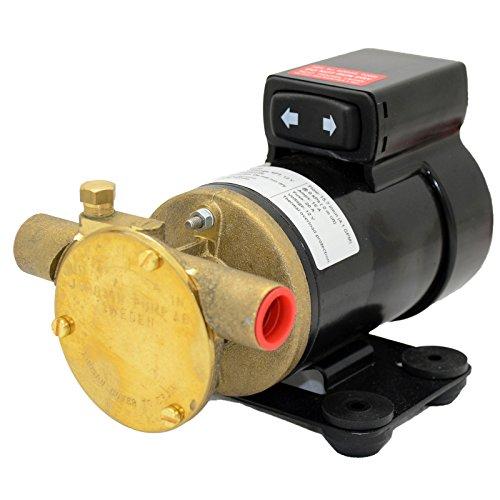 Johnson Pumps 10-24760-03 F3B-19 Oil Change Pump, 12V (Old Body 09)