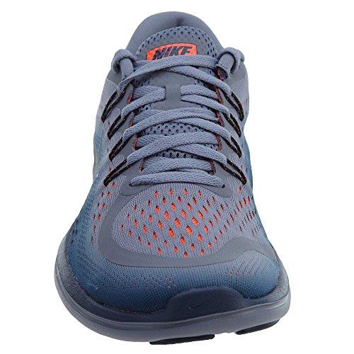 Nike Running Blue Multicolore RN Scarpe Dark 406 Uomo 2017 Flex Sky IqFrSI