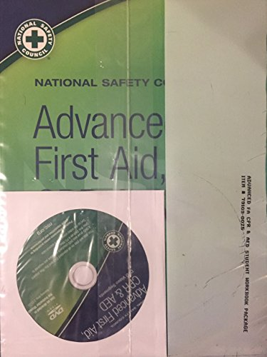 Advanced First Aid, CPR, & AED