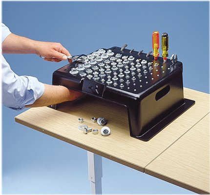 manipulation work bench