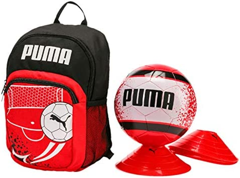 KIT ENTRENO Junior: Balon talla 4, mochila y 4 conos: Amazon.es ...