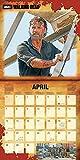 AMC The Walking Dead 2019 Wall Calendar, 12 x 12, (CA-0413)