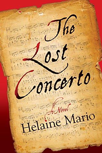 The Lost Concerto cover