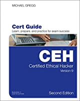 Certified Ethical Hacker (CEH) Version 9 Cert Guide, 2nd Edition Front Cover