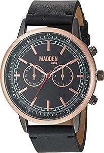 Steve Madden Mens Madden Mens SMMW014Q-BK