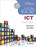 img - for Cambridge IGCSE ICT 2nd Edition book / textbook / text book