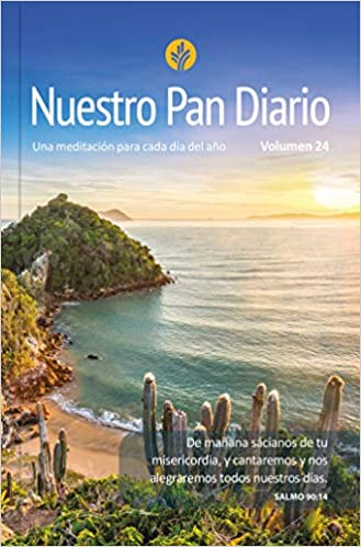 Amazon.com: Nuestro Pan Diario 2020 (Our Daily Bread ...
