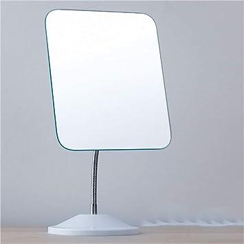 DEI QI Espejo de maquillaje Espejo HD de ángulo ajustable Mesa de ...