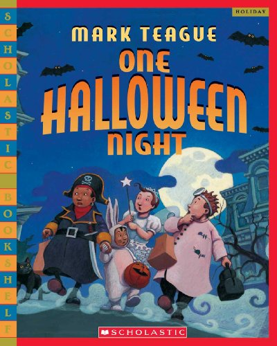 One Halloween Night (Turtleback School & Library Binding Edition) (Scholastic Bookshelf (Pb))]()