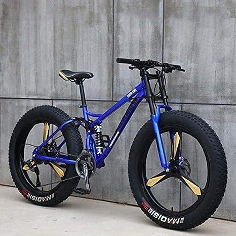 HYCy Bicicleta De Montaña para Hombres Y Mujeres,Alto Carbono ...