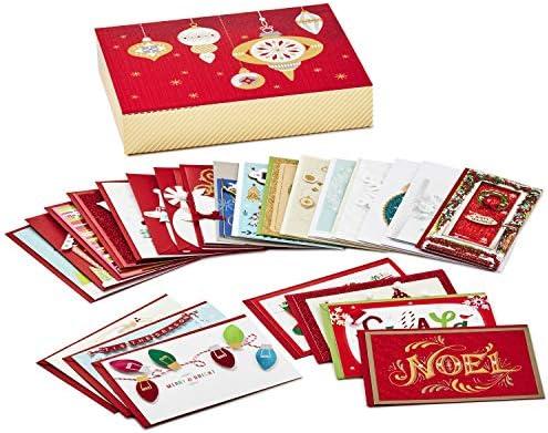 Hallmark Handmade Christmas Assortment Envelopes product image