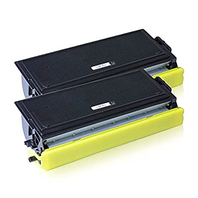 GREENCYCLE ® 2 PK Compatible TN670 Toner Cartridges For Brother LaserJet HL6050 6050D 6050DN