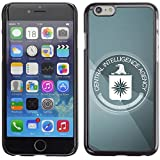 CASECO Cool CIA Badge Apple Iphone 6 Plus 5.5 - - Slim PC Sleek Case Cover Armor Shell