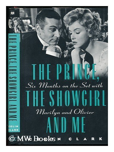 Prince Showgirl Me Marilyn Olivier product image