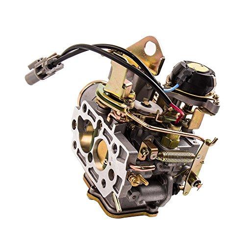 maXpeedingrods Carburetor for Nissan 720 Pickup 1983-1986 with 2.4L Z24 Engine 16010-21G61
