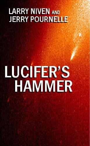 Image result for lucifer's hammer amazon