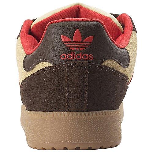 Adidas Originaler Mænds Equalizer St Sko Espresso / Mørk Calisto / Lys Beige 4cKwbai