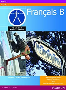 Pearson Baccalaureate:french B Student Book