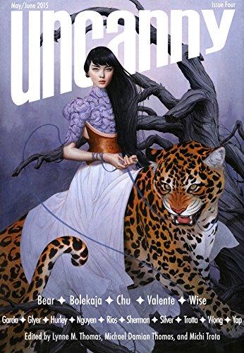 Uncanny Magazine Issue 4: May/June 2015