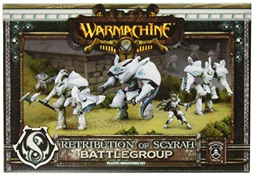 Privateer Press Warmachine - Retribution of Scyrah - Retribution Battlegroup Model Kit