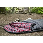 TETON Sports Celsius XXL Sleeping Bag; Great for Family Camping; Free Compression Sack 18 COMFORTABLE SLEEPING BAG FOR ADULTS: Soft lining; Half-circle mummy style hood keeps you warm and your pillow clean; Unzips on each side for airflow and easy access; For camping in 3 seasons NEVER ROLL YOUR SLEEPING BAG AGAIN: TETON provides a great compression sack for stuffing your sleeping bag; Start at the bottom and stuff the bag in, then tighten the heavy-duty straps STAY WARM IN COLD WEATHER: You'll be warm and rested in this sleeping bag; Innovative fiber fill, double-layer construction and draft tubes work together to keep the warmth in