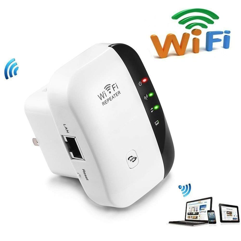 WiFi Range Extender Super Booster 300Mbps Superboost Boost Speed Wireless by Jwang