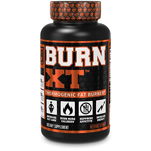 Burn-XT Thermogenic Fat Burner – Weight Loss Supplement, Appetite Suppressant, & Energy Booster – Premium Fat Burning…