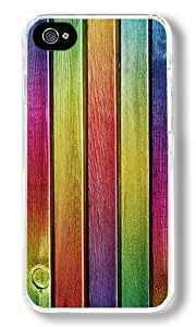 Colors Of Nature Custom ipod touch 5 ipod touch 5 Case Back Cover, Snap-on Shell Case Polycarbonate PC Plastic Hard Case Transparent