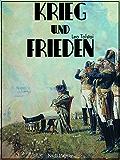 Krieg und Frieden: Vollständige Ausgabe (Gratis bei Null Papier) (German Edition)