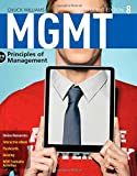 img - for MGMT: Principles of Management (Book and Coursemate Access Card) book / textbook / text book