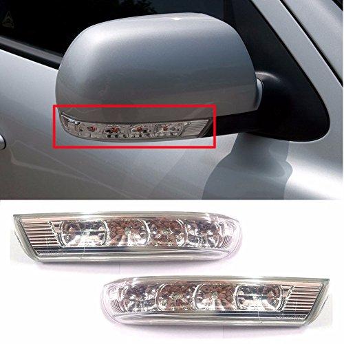 - Turn Signal Side Repeater Lamp Set for Hyunda 07-11 Santa Fe Veracruz OEM Parts