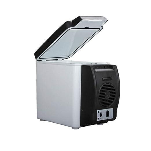 LLAMN Nevera Personal compacta y portátil, se refresca y calienta ...