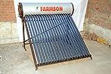 Gelica Farmson Galavinsed Solar Water Heater 100Lpd (Black)