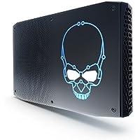 Intel NUC NUC8i7HNK BGA 2270 3.1 GHz i7-8705G 1,2 l tamaño PC Negro - Barebón (BGA 2270, Core i7, 8ª generación de procesadores Core™ i7, 3.1 GHz, i7-8705G, 14 NM)