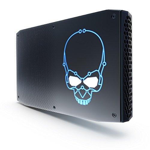 Intel NUC 8 Performance-G Kit (NUC8i7HNK) - Core i7 65W, Add't Components Needed