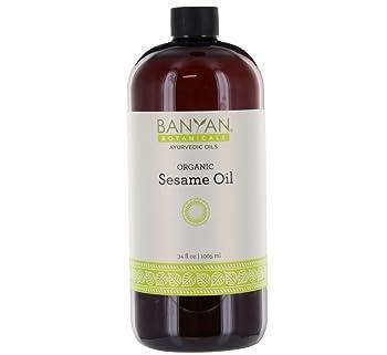 Banyan Botanicals Sesame Oil