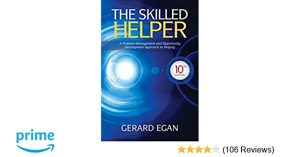 Amazon the skilled helper a problem management and opportunity the skilled helper a problem management and opportunity development approach to helping hse 123 interviewing techniques 9781285065717 gerard egan fandeluxe Gallery