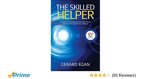 Amazon the skilled helper a problem management and opportunity the skilled helper a problem management and opportunity development approach to helping hse 123 interviewing techniques 9781285065717 gerard egan fandeluxe Choice Image