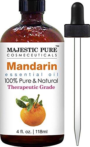 Majestic Pure Mandarin Essential Therapeutic product image